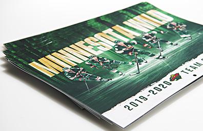 Minnesota Wild Hockey Calendar