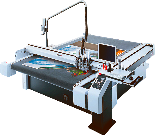 Zund Digital Cutter