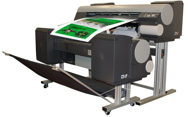 Canon IPF 8300S Double Sided Proofer